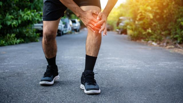 In the United States, the average cost of a total knee replacement is $57,000. This price is a hefty one, especially when you consider the recovery time, which can take up to six months. (Mungkhood Studio/Big Stock Photo)