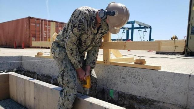 For North Carolina construction-based businesses, the annual construction summit is a unique opportunity to network and gain insight on the largest projects the federal government has slated for the year. (Photo Courtesy of Defense Visual Information Distribution Service)