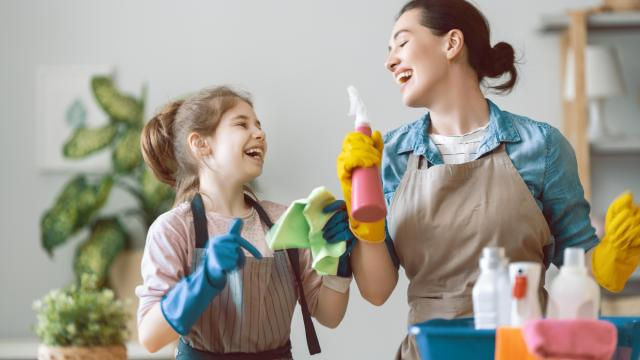 While it's easy to spot dirty dishes in the sink or a messy living room, it's also important to maintain the cleanliness of things in your home that aren't as visible, such as your air ducts. (CHOReograPH/Big Stock Photo)