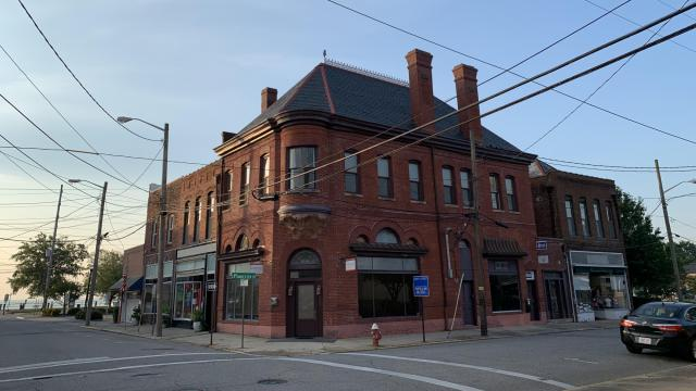 Located on the corner of South Poindexter and East Fearing streets, Albemarle Bank was the first Black-owned bank in northeastern North Carolina when it opened Aug. 14, 1920. (Photo Courtesy of Visit Elizabeth City)
