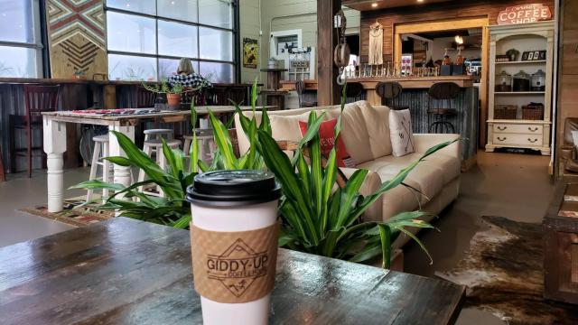 Little Washington : Spotlight : Giddy-Up Coffee House