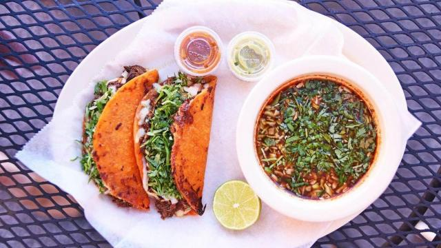 In bringing their authentic Mexican flavors to downtown Washington, Angi's Mexican Kitchen has become the latest locally owned restaurant that gives locals and visitors alike a taste of what Washington has to offer. (Photo Courtesy of Visuals by Helen)