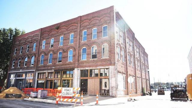 A project that's been years in the making, the Mulberry House — the town's first-ever brewery — will be part-brewery, part-restaurant and part-hotel, bringing a unique combination to downtown Washington. (Photo Courtesy of Visuals by Helen)