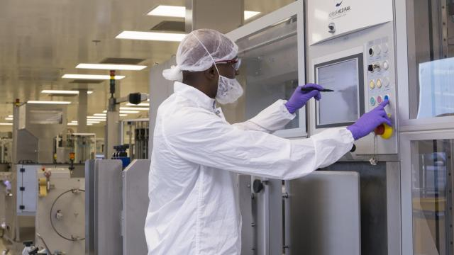 """Seqirus is a pharmaceutical company that uses """"cutting-edge technology and proven expertise to develop influenza vaccines and respond to pandemic threats."""" (Photo Courtesy of Seqirus)"""