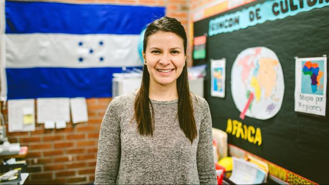 Through partnerships with Participate Learning, schools across North Carolina launched a successful summer Spanish program that helps prevent summer learning loss. (Photo Courtesy of Participate Learning)