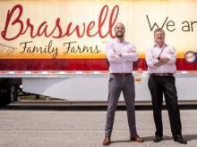 Nash County : Spotlight : Braswell Family Farms