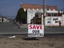 NC Justice Center : Spotlight : Rural Hospitals