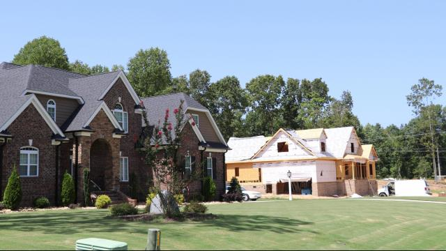 With multiple subdivisions in the works and lower price points than nearby counties, the real estate market in Nash County is heating up.