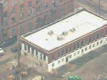Sky 5 Coverage of Durham Construction Accident (unedited)
