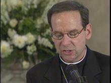Bishop Burbidge Talks About Immigration Reform
