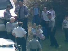 Sky 5 Video: Authorities Search for Missing Child