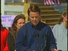 John Edwards News Conference