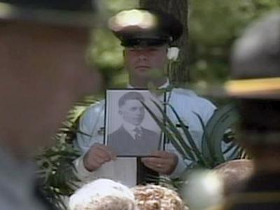 Nineteen officers have died in the line of duty in Wake County since 1922. They were remembered Tuesday at a memorial service in which officers pledged to never forget their sacrifice and service.