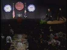 Obama addresses NAACP convention