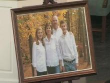 Web only: Maxwell family funeral
