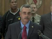 Nov. 18, 2009, news briefing on Kelly Morris case