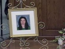 Kelly Morris memorial service