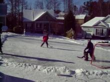 Apex Ice Rink