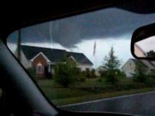 Zebulon Tornado