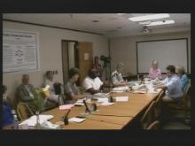 Wake County school board policy committee meeting