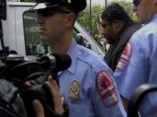 Rev. William Barber arrest