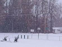 2010 snow fall