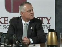 Tony Tata Jan. 7 news conference