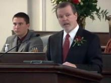 Web only: NC Senate opens 2011 session