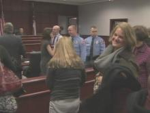 Cook sentencing hearing