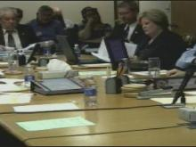 Wake County school board work session, part 1