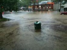 Chapel Hill FLooding again