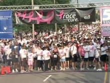 Race for the Cure recreational 5K