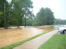 3600 Horton St  Flooding