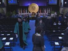 Ross inaugurated as UNC president