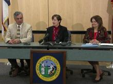 Health officials discuss E. coli outbreak