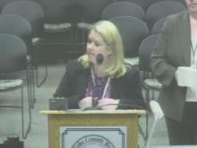 Wake school board meeting