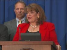 Prosecutor talks about charges against George Zimmerman