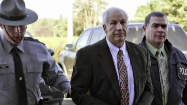 Accuser: Sandusky showers were inappropriate