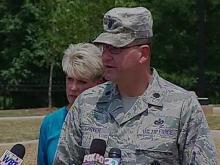 National Guard identifies plane crash casualties