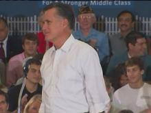 Romney, Ryan make joint appearance in VA