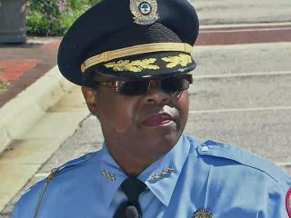 Deputy Chief of Police Cassandra Deck-Brown