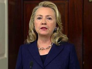 Hillary Clinton talks about ambassador's death