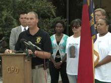 Police news conference on Goldsboro teen's disappearance