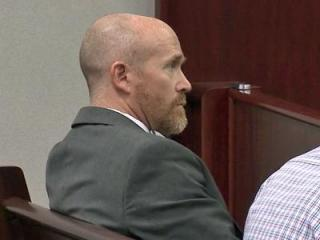 Attorney James Crouch appears in a Wake County courtroom Sept. 27, 2012.