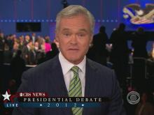 Presidential debate, Oct. 16