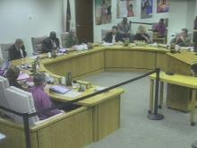 Wake County Board of Education meeting