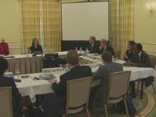 UNC Board of Trustees meeting