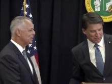 McCrory finalizes cabinet