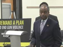Mayors Against Illegal Guns news conference