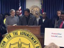 NC groups oppose voter ID